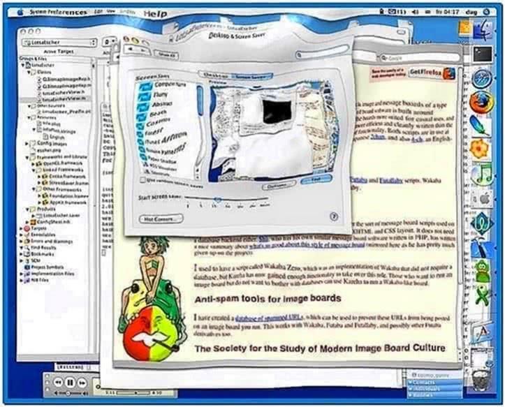 Lotsawater screensaver Mac