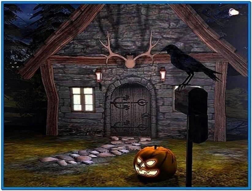 Mac halloween screensaver