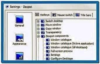Mac-Like Photo Screensaver Windows