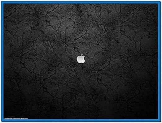 Mac OS Screensaver Crash