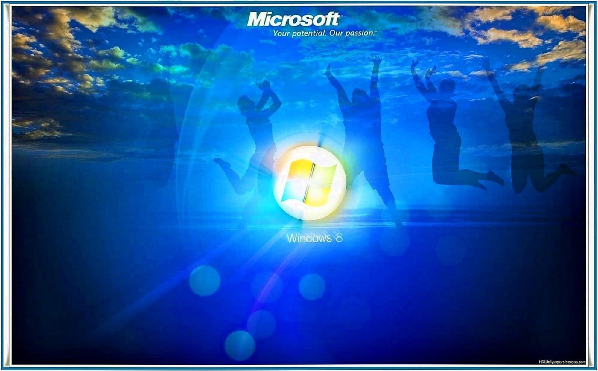 Mac OS Screensaver Windows 8
