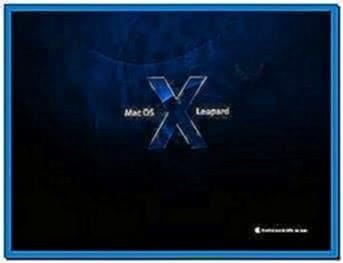 Mac OS X Leopard Screensaver XP