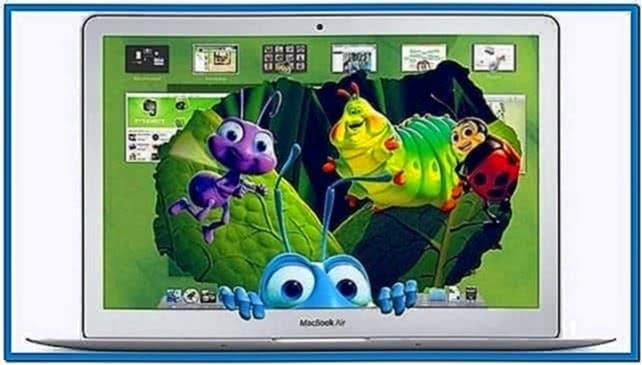 Mac OS X Lion Screensaver Bug