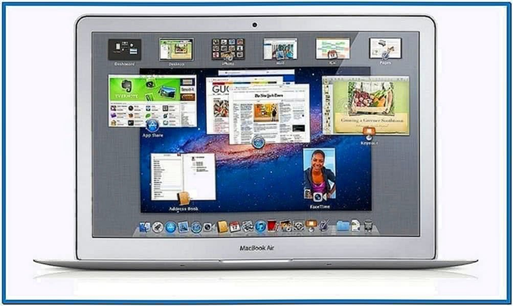 Mac OS X Lion Screensaver Freezes