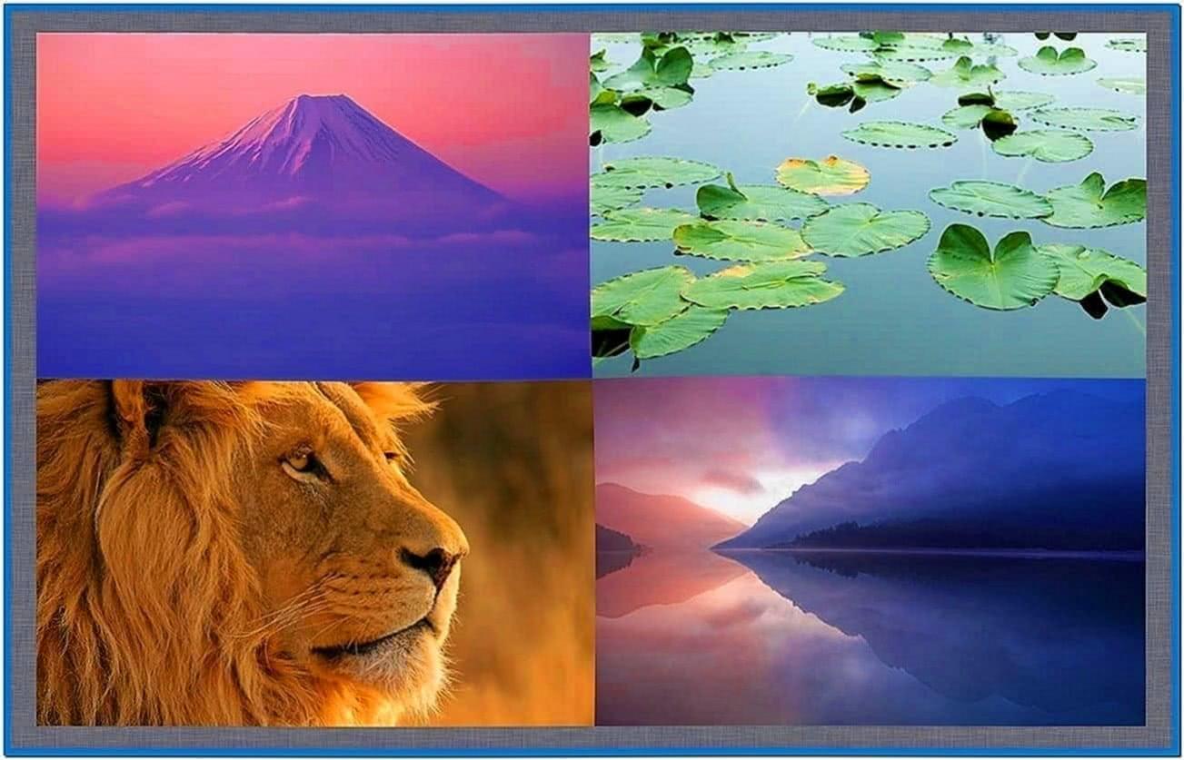 Mac OS X Lion Screensavers Windows 7