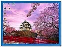 Magic Desktop Screensaver Themes Windows 7