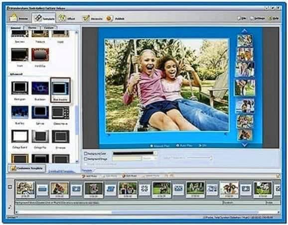 Make Screensaver Desktop Wallpaper