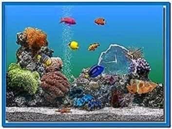 Marine Aquarium 2 Screensaver