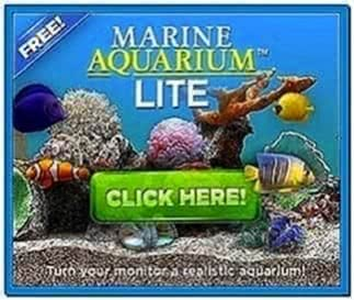 Marine Aquarium Lite Screensaver Download Free