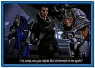 Mass Effect 2 Loading Screen Screensaver