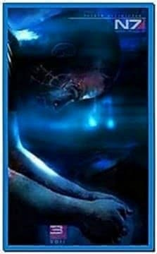 Mass Effect 3 Countdown Screensaver