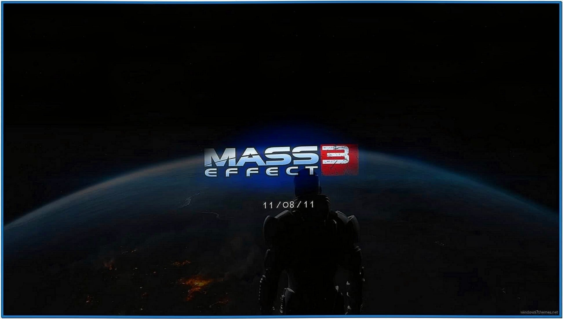 Mass Effect 3 Mac Screensaver