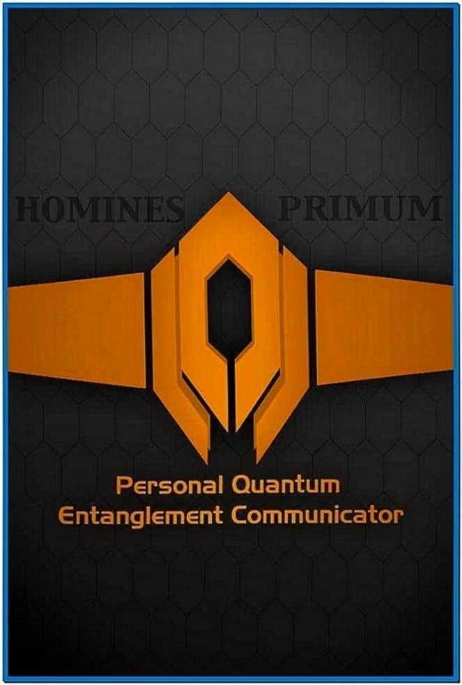 Mass Effect Cerberus Screensaver Download Free