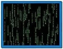 Matrix Code Screensaver Windows 8