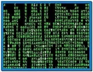 Matrix Digital Rain Screensaver Mac
