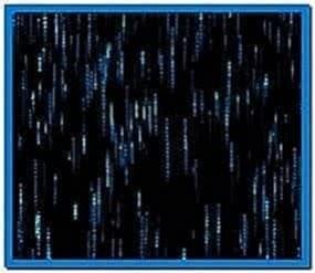 Matrix gl screensaver Mac os x