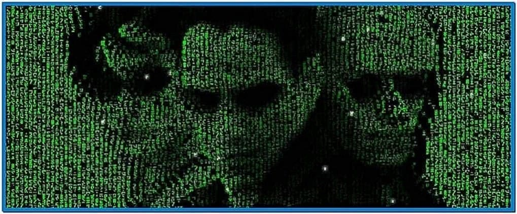 Matrix Gl Screensaver Mac OS X