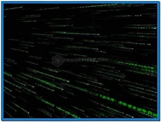 Matrix Reloaded 3D Screensaver 3.4