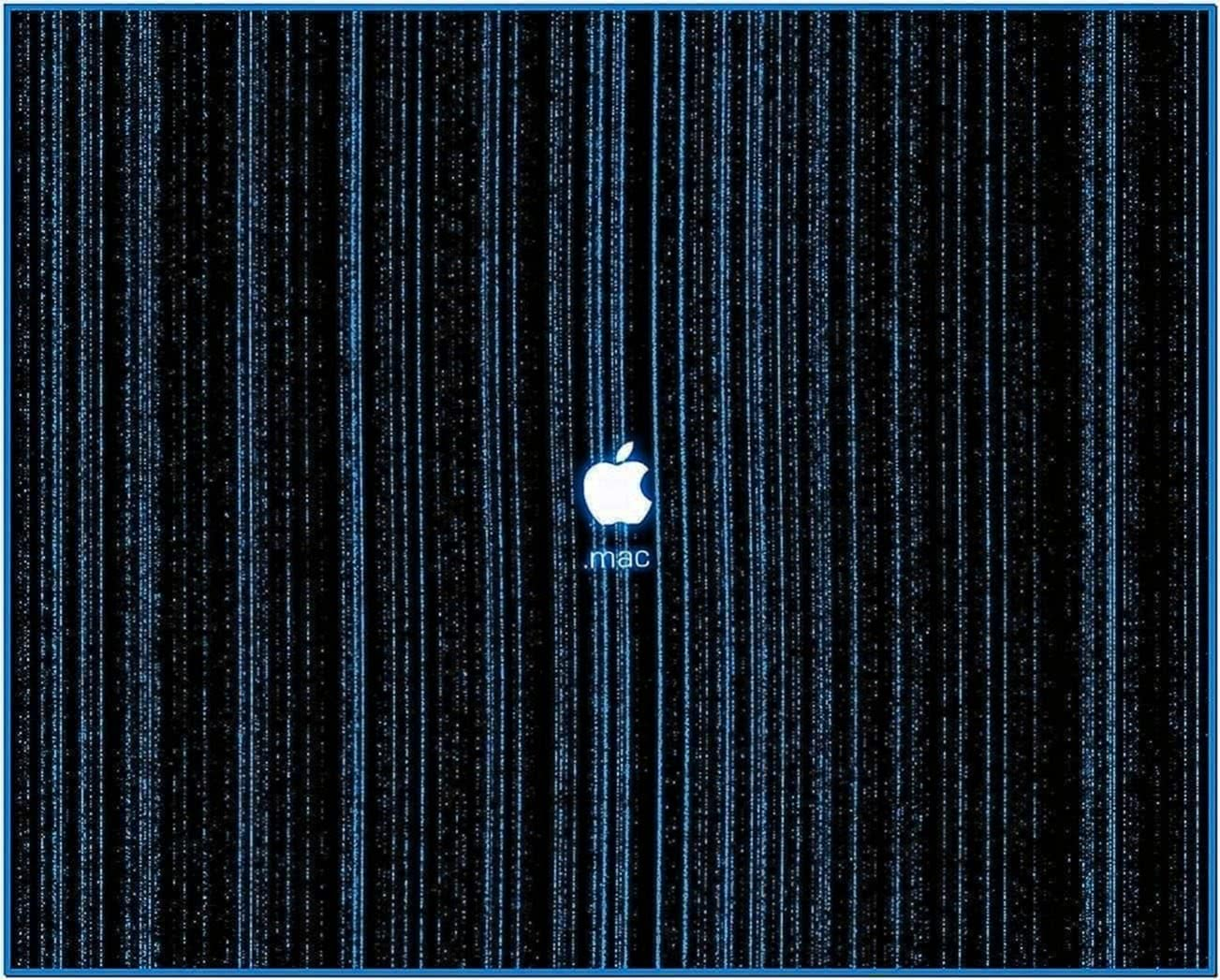 Matrix Screensaver Apple Mac