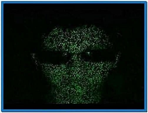 Matrix Screensaver Java Source Code