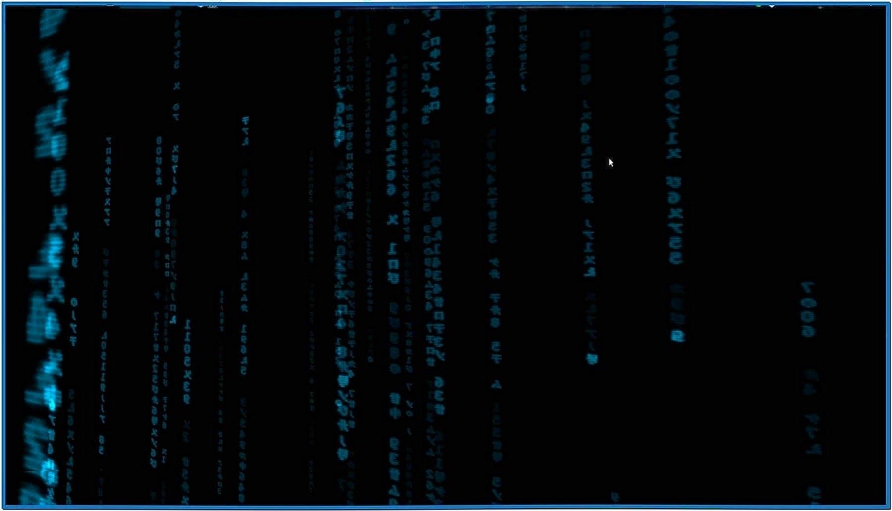 Matrix Screensaver Linux Mint