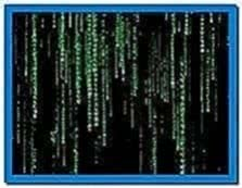 Matrix Screensaver Source Code