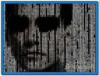 Matrix Trilogy 3D Code Screensaver Software