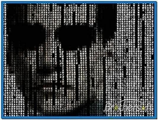 Matrix Trilogy 3D Screensaver