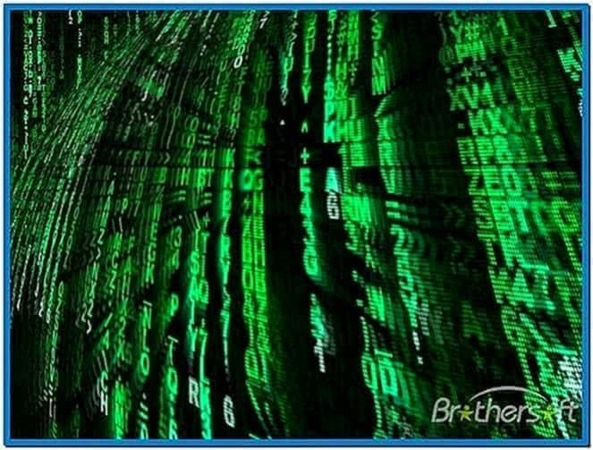 Matrixworld 3D Screensaver