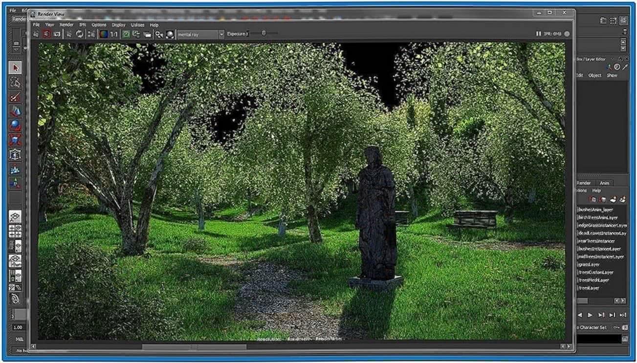 Windows 3D Screensavers Free Download