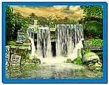 Mayan Waterfall 3D Screensaver Code