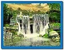 Mayan Waterfall 3D Screensaver Code