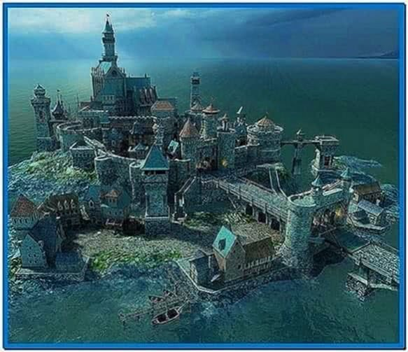 Medieval Castle 3D Screensaver 1.1.0.6