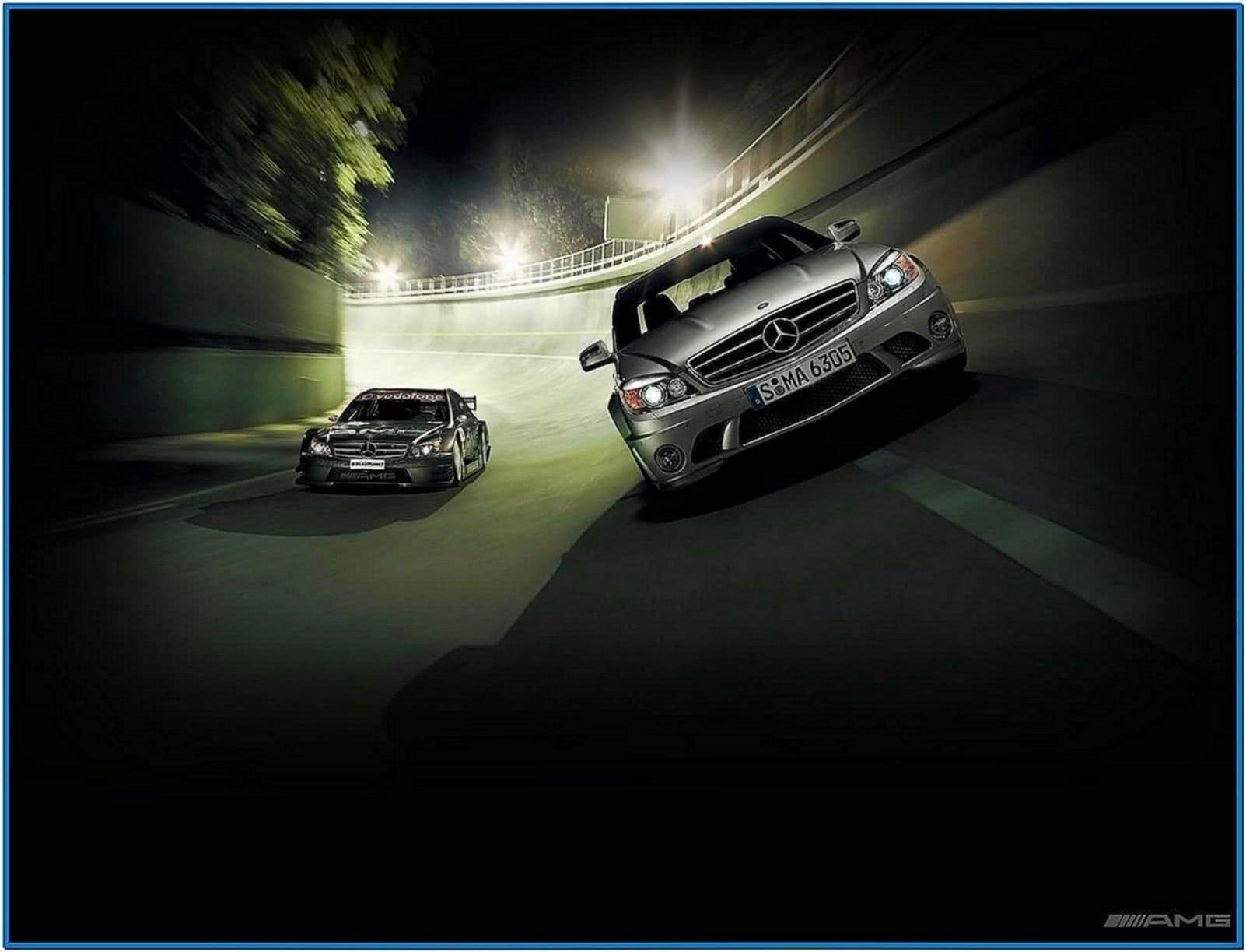 Mercedes Amg Screensaver 1
