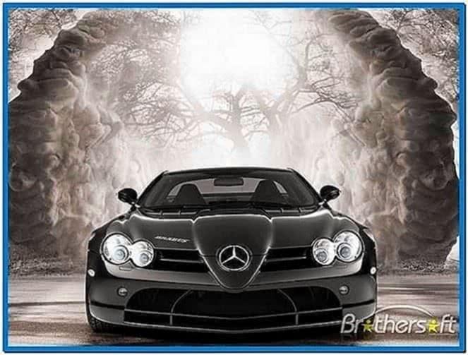 Mercedes Benz Screensaver 1.0