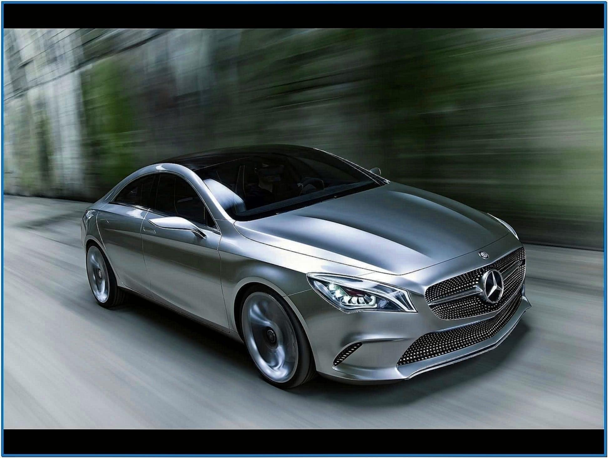 Mercedes Benz Screensaver Mac