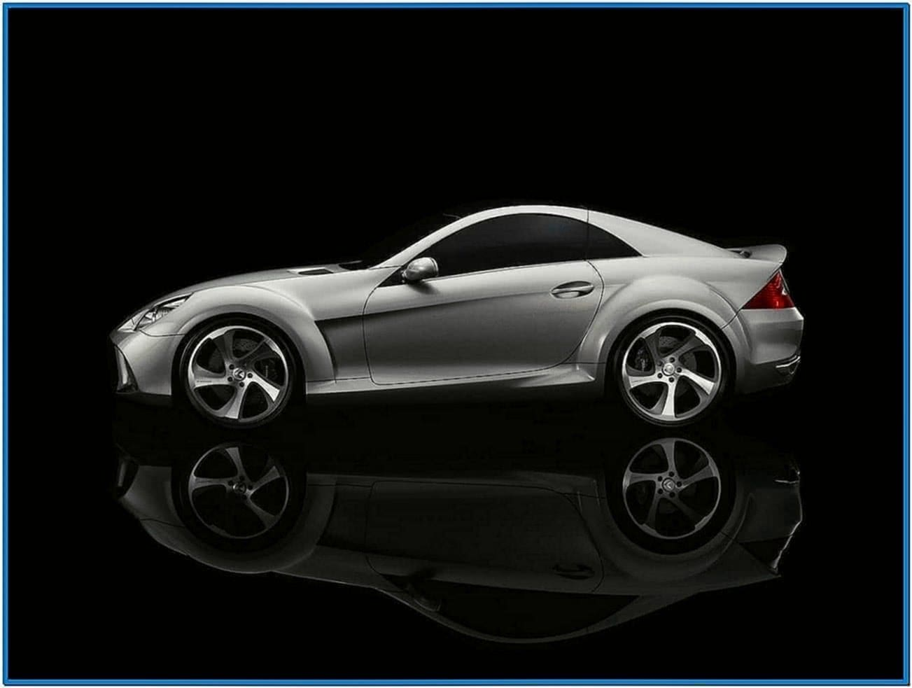 Mercedes Benz Slk Screensaver Download Free