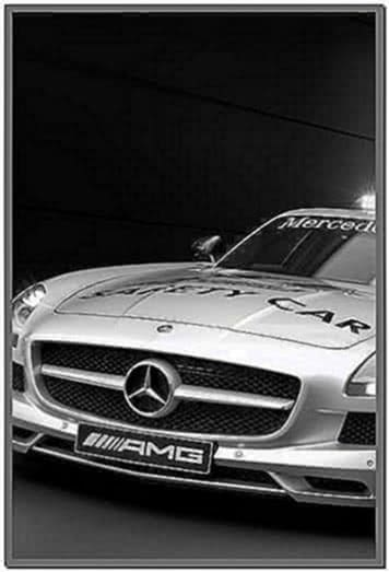 Mercedes Benz Sls Amg Screensaver