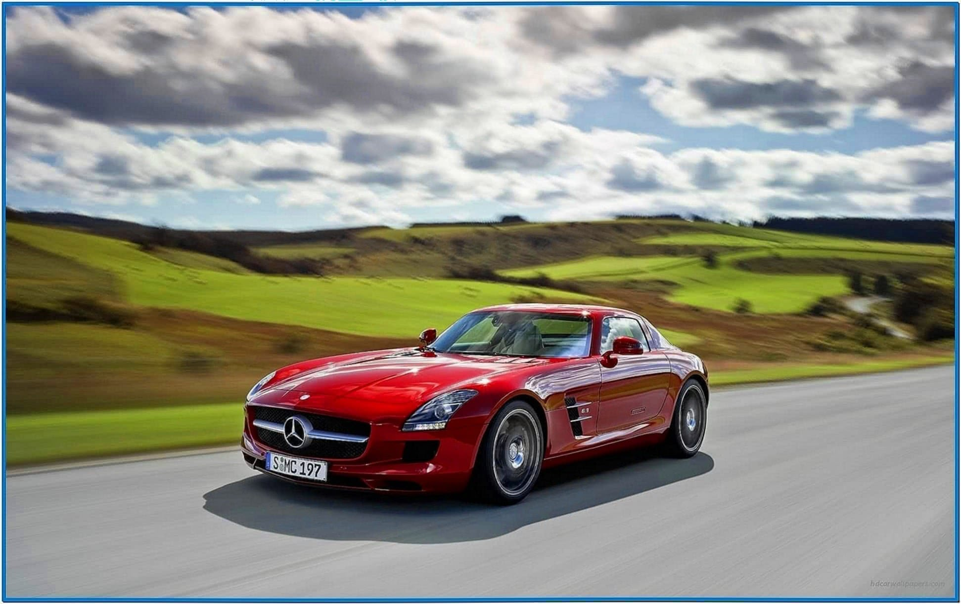 Mercedes Benz Sls Screensaver