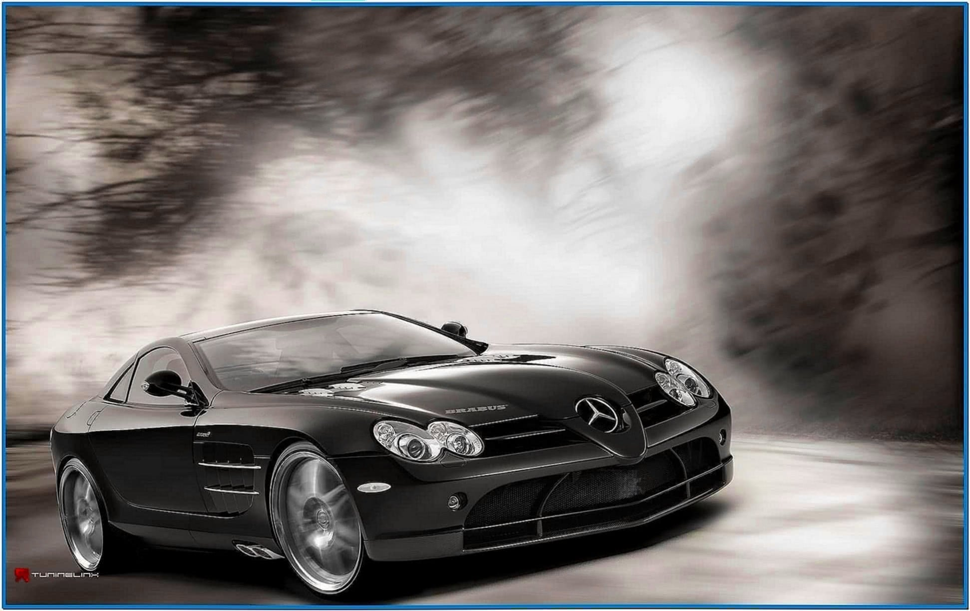 Mercedes Slr Mclaren Screensaver