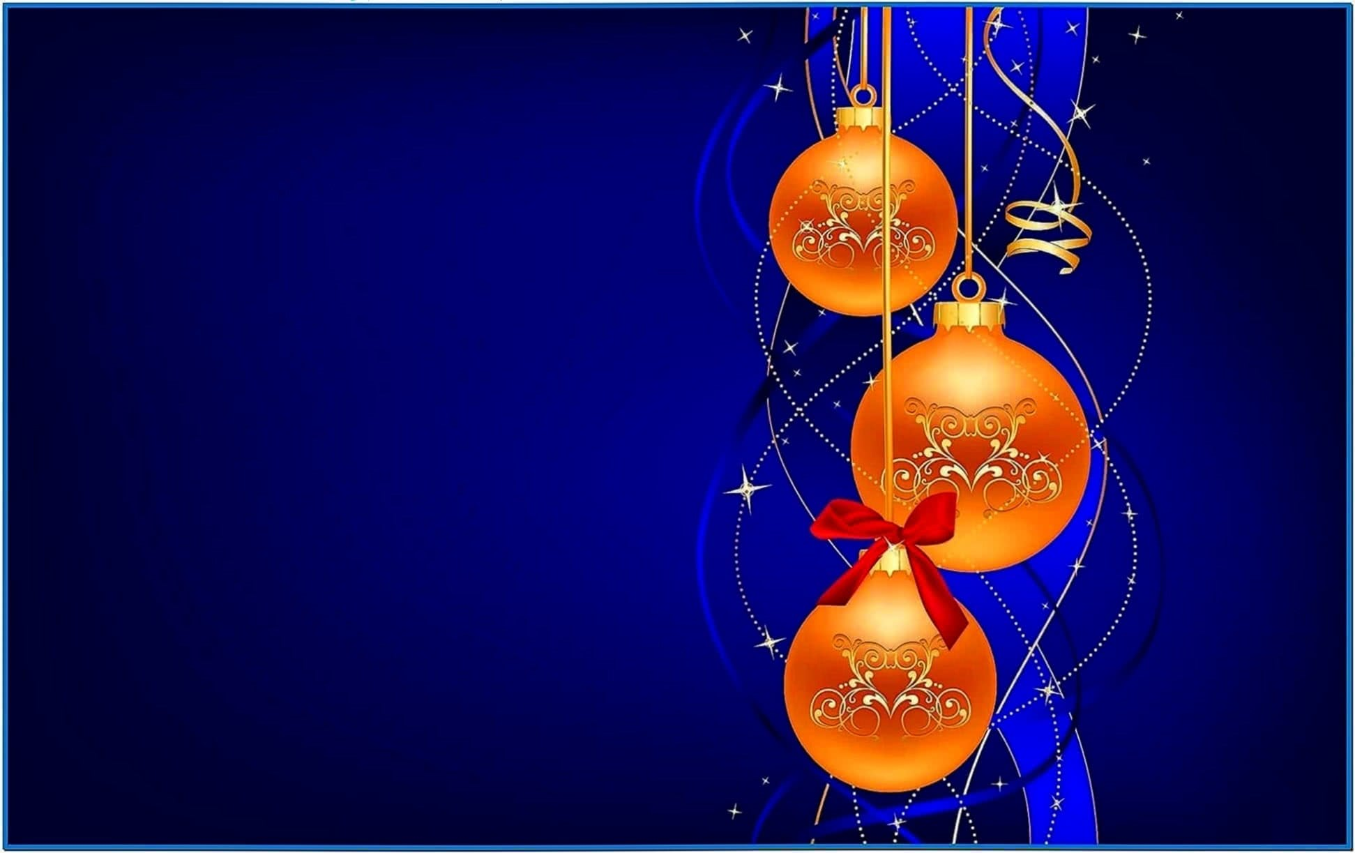 Merry Christmas Screensaver Windows 7