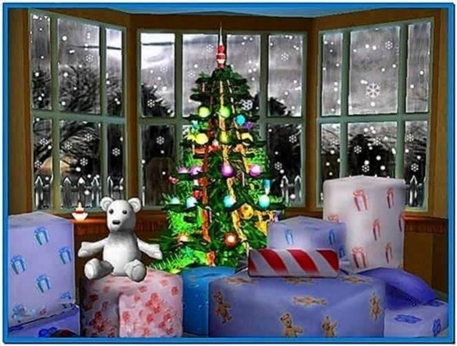 Merry Christmas Screensavers