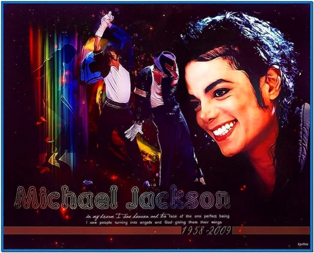 Michael Jackson Screensavers and Wallpaper
