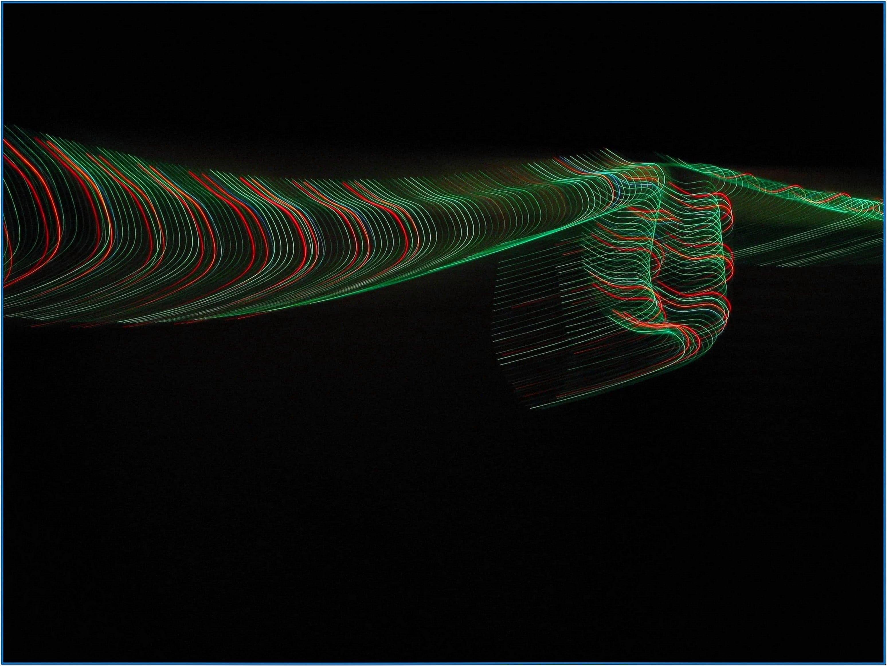 Microsoft christmas lights screensaver