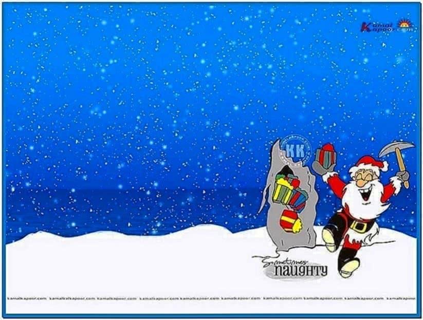 Microsoft christmas screensaver