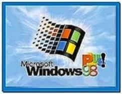 Microsoft Plus Aquarium Screensaver
