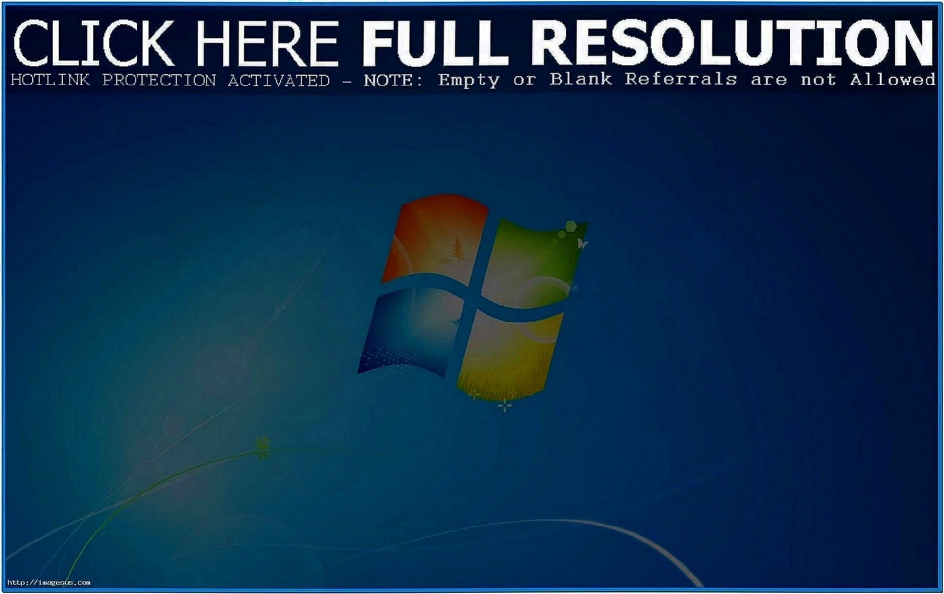 Microsoft Screensavers Windows 7