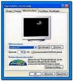 Microsoft Video Screensaver 1.0 Deutsch