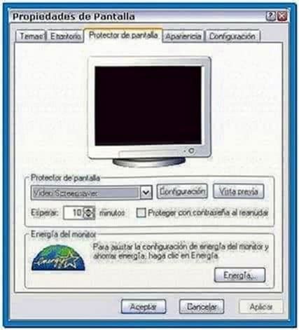 Microsoft Video Screensaver Windows 7