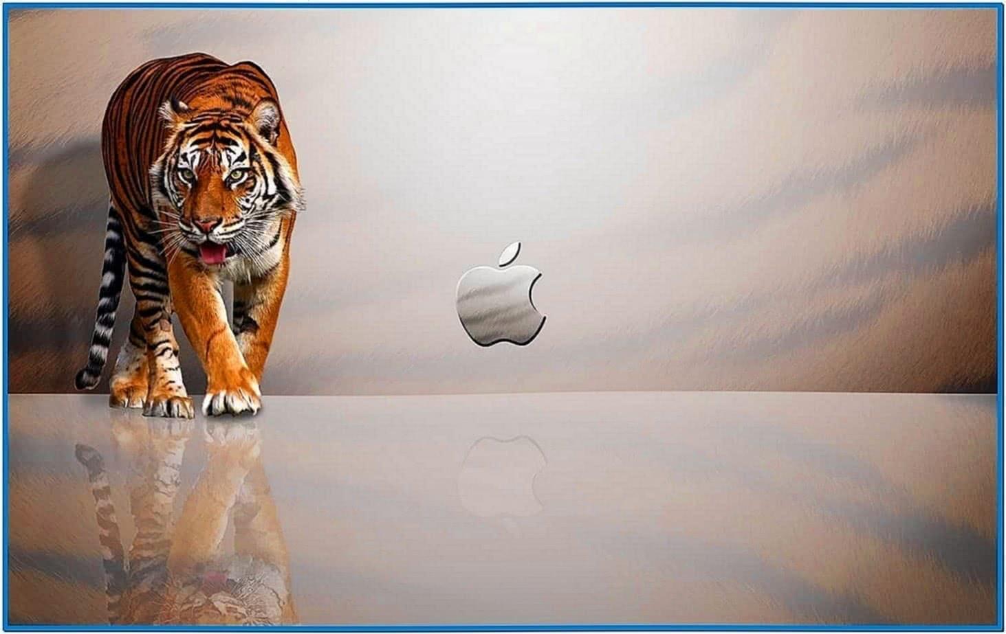 Mini screensaver Mac
